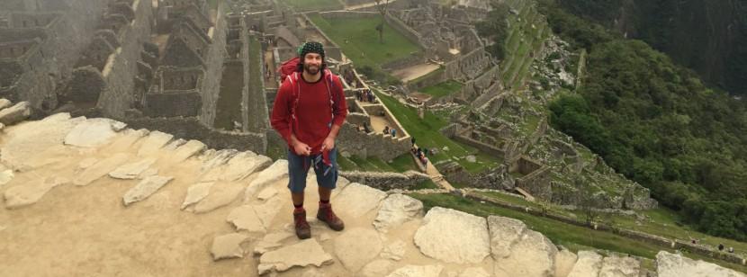 Backpacking Machu Picchu, Capital of theIncas